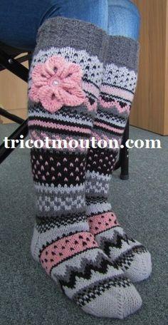 size 40 a5fa6 957a4 Yarn kit - Vintage socks   BFK-01 knitting Crochet Boot Socks, Lace Socks