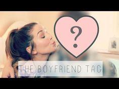 ▶ The Boyfriend Tag | Zoella - YouTube