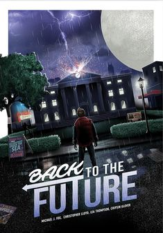 Back to the Future by Simon Fairhurst