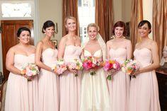 Copyright: Jennifer Bearden Photography Jennifer Bearden Photography www.jenniferbearden.com #weddings #charleston #chs #photography #bridesmaids #pink