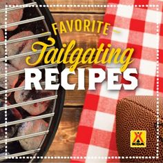 Tasty Tailgating Recipes