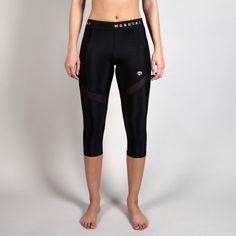 NAKA Capri Performance Tights #black #brand #fashion #gym # fitness #gymwear #fitnesswear #gymclothes #womenswear #sporty #sport #sportswear #capritights
