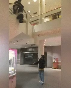 "Hanging on to the edge of an escalator all the way to the top WCGW? ... Today is #fun day. Get biggest #funny #memes #funny_memes #funny_gif #funny_pictures #gif #gifs #funny_photos #funniest in here. Get #humor Pic in here. So Follow ""Holy Nurse"" Today."