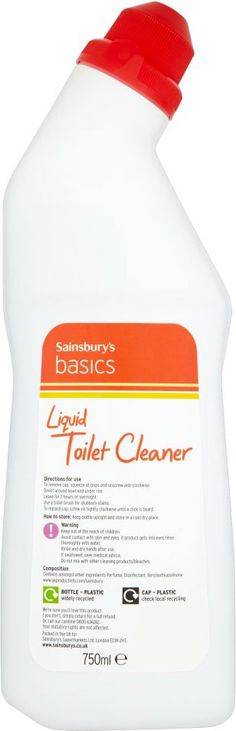 Not necessarily this brand or smell but it hard a harsh smell of loo cleaner Sainsburys, Drink Bottles, Pine, Toilet, Vitamins, Drinks, Health, Food, Pine Tree