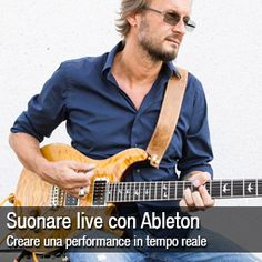 New article on MusicOff.com: Suonare live con Ableton e chitarra. Check it out! LINK: http://ift.tt/2fwNmYQ