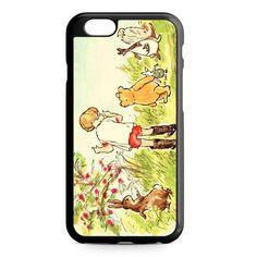 Winnie The Pooh Illustration iPhone 7