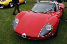 1968 Alfa Romeo Tipo 33 Stradale Immagine