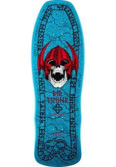 Powell-Peralta Per Welinder Nordic Skull blue-red Titus Onlineshop
