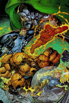 Fantastic Four by Lee