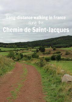Le-Puy-en-Velay to Aumont-Aubrac on the Chemin de Saint-Jacques