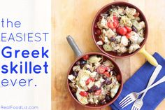 Best Greek Skillet E