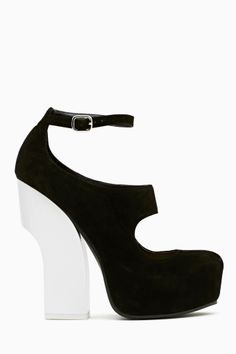 Genni Platform in What's New Shoes at Nasty Gal