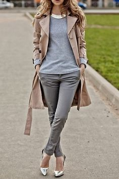 Great Fall Fashion.