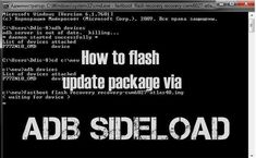 Introduction to ADB Sideload ADBSideloadis used in Jellybean, and itis a feature used for ASOP recovery. It is mainly usedfor pushing and installinga zip via a command from your desktop. ADP is supremely beneficial in recoveries to a ROM developer, though it might not be as useful to an average developer. ADB stands for Android …