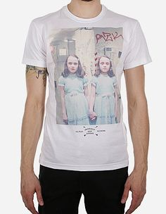 iriedaily - Scary Twins Tee white