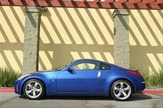 Nissan 350z i want this <3
