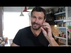 Biscuiti de orez cu salata de pere - YouTube