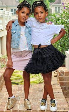 Mcclure Twins, Castle Bed, Cute Kids, Skirts, Fashion, Moda, Fasion, Skirt