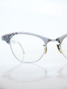 Contour womens prescription glasses fm12003 shiny black for Art craft eyeglasses vintage