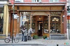Brussels Belgium, Rue, Art Nouveau, Europe, Boutiques, City, Pictures, Travel, Beautiful