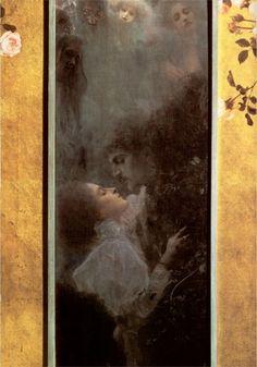 Gustav Klimt; Amore; 1895.