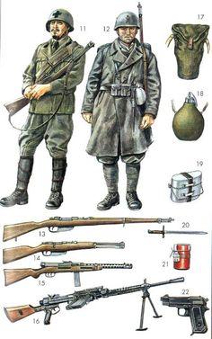 uniformologia: Ordinamento del CSIR Corpo di Spedizione Italiano In Russia Agosto 1941
