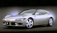 automotive fans: 1995 Maserati Auge (Castagna)