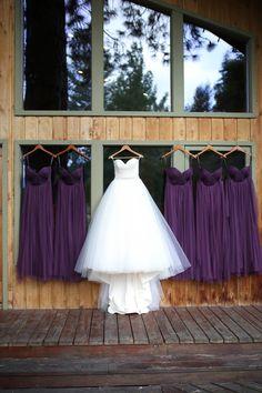 Mountain Springs Lodge Wedding in Leavenworth Washington | Eva Rieb Photography | Jenny Yoo