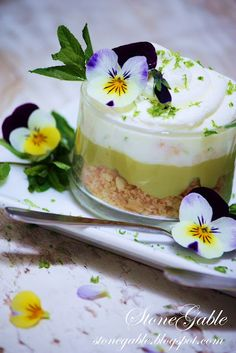 KEY LIME MINI DESSERTS