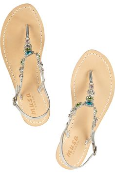 567a4fb1ba48e One of my faves  blingy sandals. (Musa