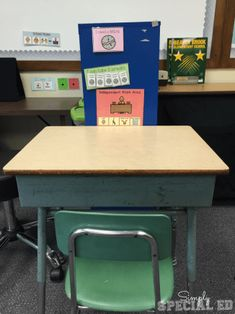 A Look Inside my Autism Classroom! - Simply Special Ed Classroom Layout, Classroom Behavior, Autism Classroom, New Classroom, Special Education Classroom, Classroom Management, Classroom Decor, School Displays, Too Cool For School