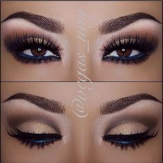 "Wow! This incredibly beautiful makeup was created by @vegas_nay using NYX Love In Paris palette ""Merci Beaucoup"". ❤️"