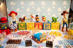 Toy Story Birthday Party Theme