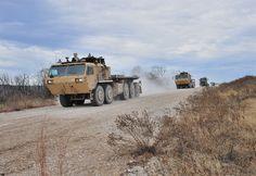U.S. Army and Lockheed Martin Complete Advanced Autonomous Convoy Demonstration