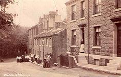 0286 Woodside Meltham about 1910.