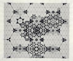 Owen Jones, 'Design for mosaic floor'. Absolutely stunning!