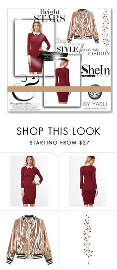 """Shein contest"" by clock-2 ❤ liked on Polyvore featuring Sans Souci and Pier 1 Imports"
