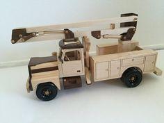 T&J Bucket Truck