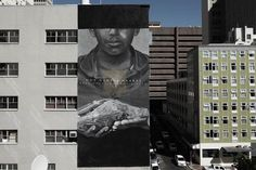 South Africa's Coolest Street Art: Freddy Sam To Do This Weekend, South Africa, Street Art, Cool Stuff