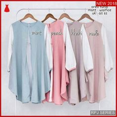Abaya Fashion, Muslim Fashion, Fashion Outfits, Womens Fashion, Blouse Batik, Casual Hijab Outfit, Muslim Dress, All About Fashion, Clothing Patterns