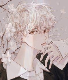Anime Boys, Cool Anime Guys, Handsome Anime Guys, Hot Anime Boy, Dark Anime Guys, Anime Art Girl, Manga Art, Manga Anime, Anime Boy Drawing