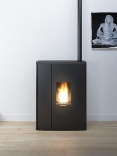 Three fairs in March to present the new collection of stoves and fireplaces