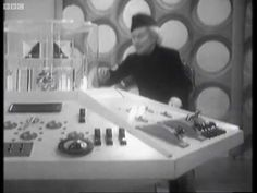1st in an 11 part series on the Dr. Who series - with a clip of the first doctor.