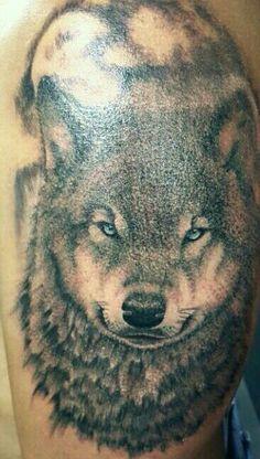 Tatoo Wolf...