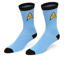 Take Command With These Star Trek Socks