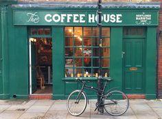 The Gentlemen Baristas, 63 Union Street, London #hipster #cafe #coffeeshop