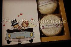 A P A I X O N A D A!!!!  Caixa para Bem Casados.  #wedding #bride #love #bridegroom #casamento #noiva