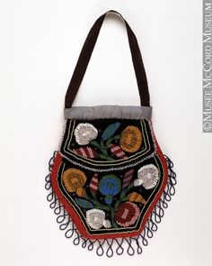 Bag  Anonyme - Anonymous  Eastern Woodlands  Aboriginal: Iroquois  1845-1915, 19th century or 20th century