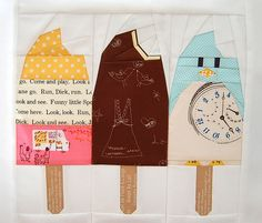 Popsicle Block-Ringo Pie - Anna's Dessert Block by ayumills, via Flickr
