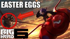70 Easter Eggs of BIG HERO 6 You Didn't Notice. I don't know if I believe a few of these in here but you must watch! There's some really cool stuff in this!